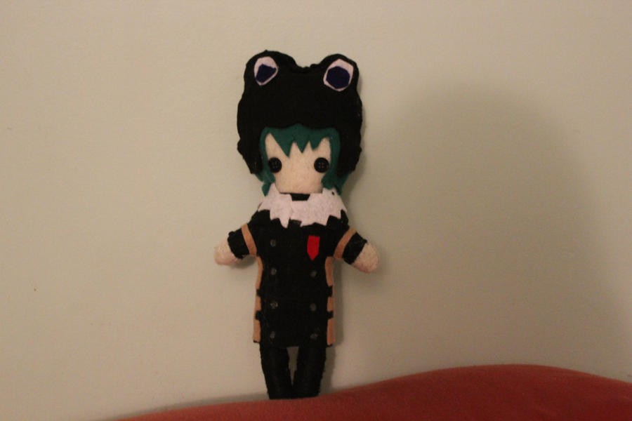 KHR Fran plush by Shyranelle