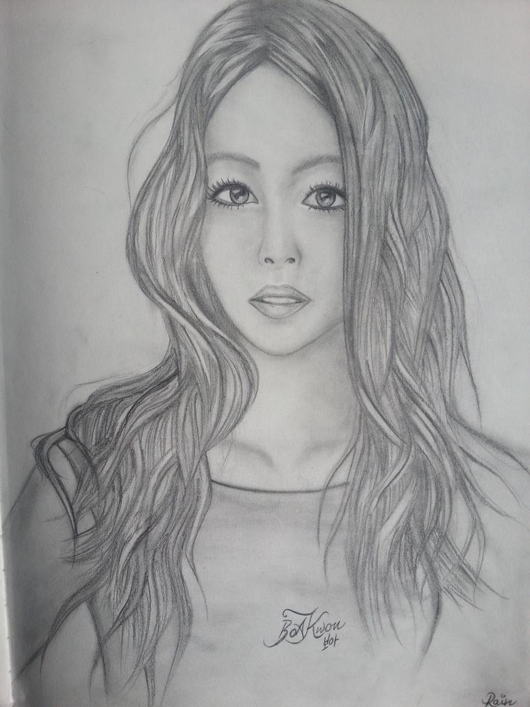 BoA Kwon by Rainiefantasy