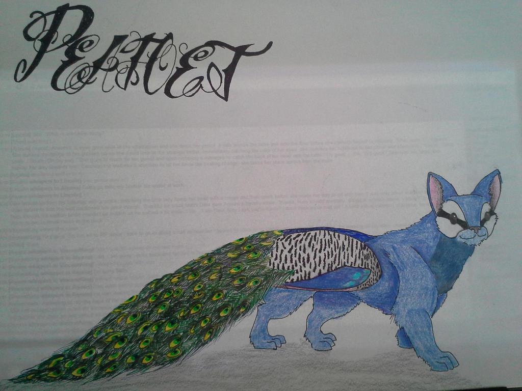 Peafoet by GallaghersAngel