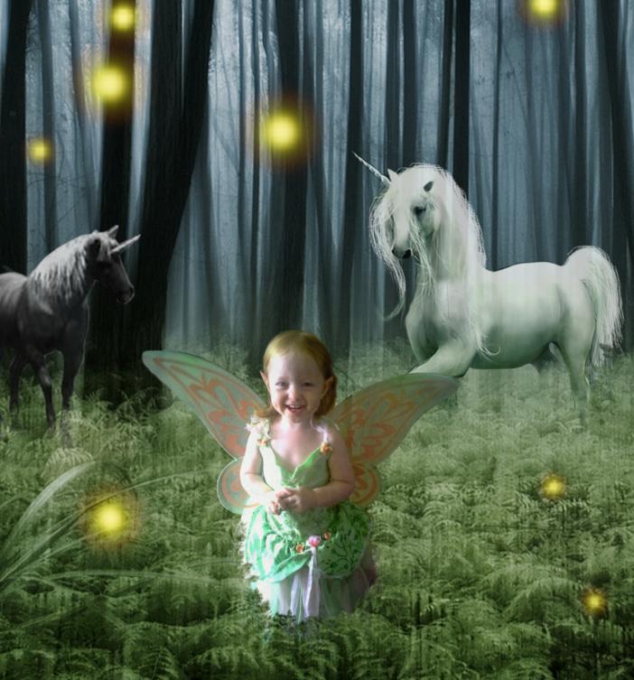 Happy Birthday Baby Melanie by GallaghersAngel