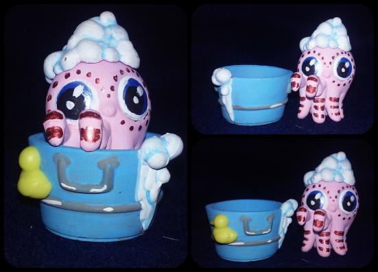 Tribal Octopus by GallaghersAngel