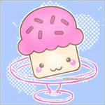 Kawaii Cupcake.