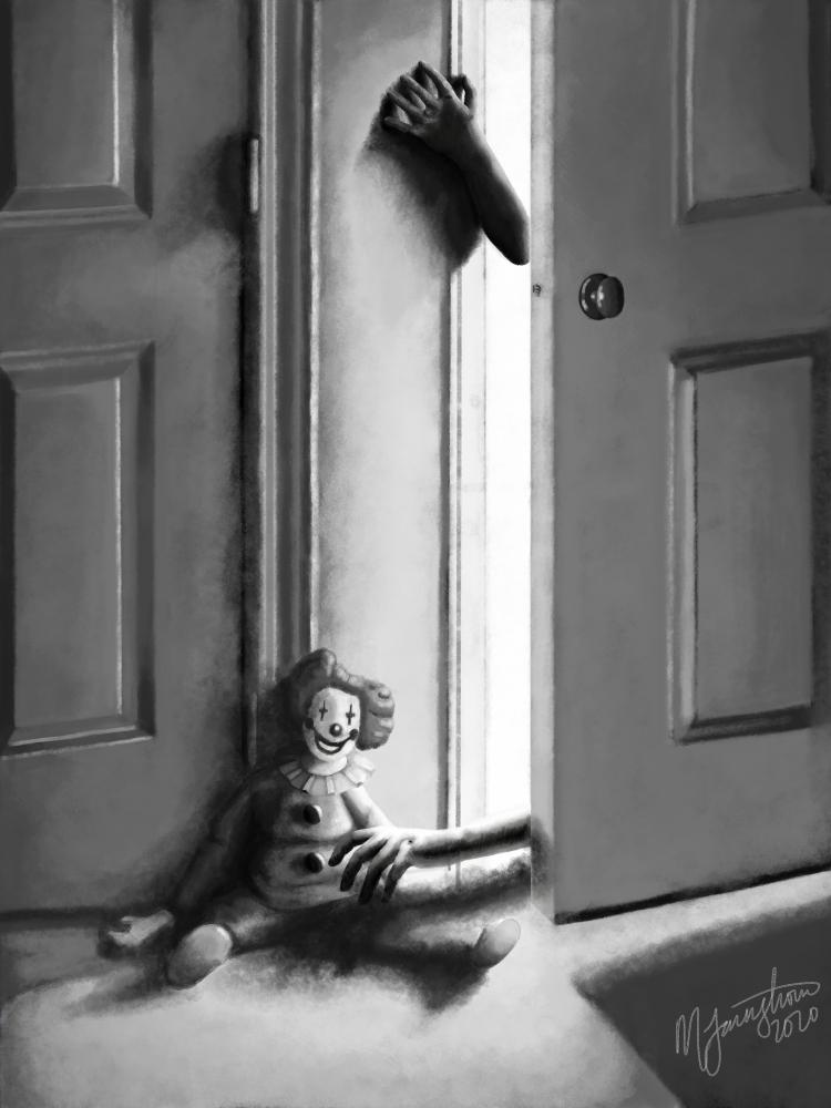 Creeps in the Doorway