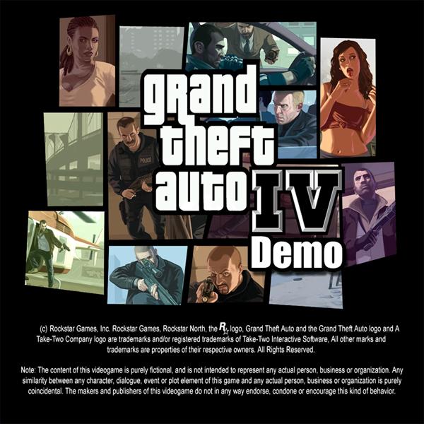 GTA:IV Demo Startup Screen by ja750 on DeviantArt