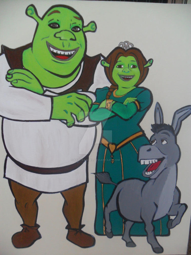 Shrek fionna pirn hardcore galleries