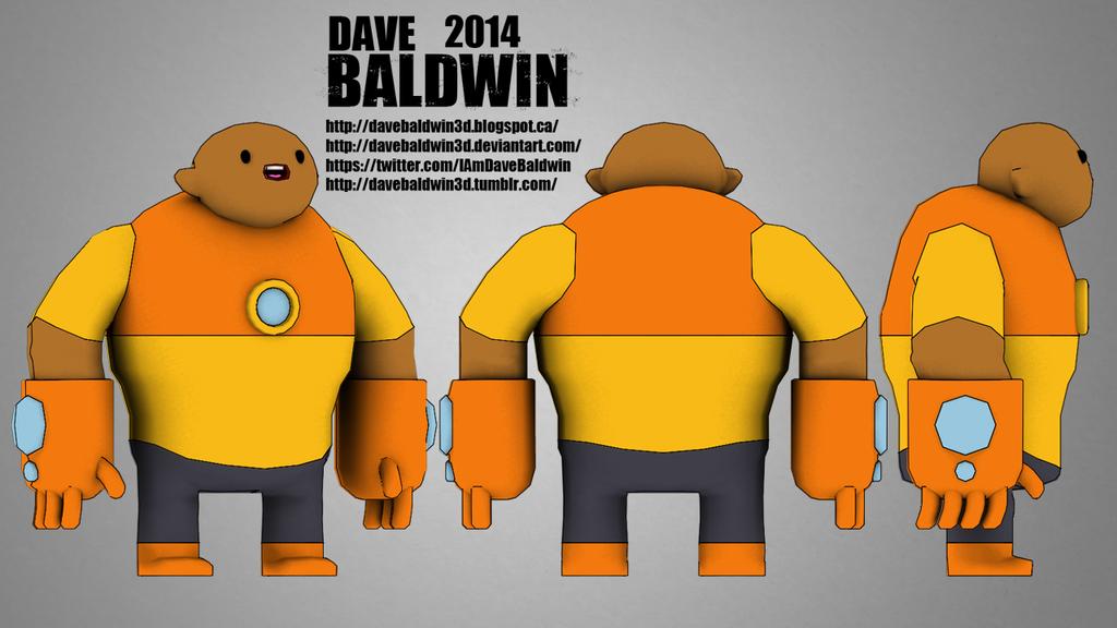 Bravest Warriors: Wallow by DaveBaldwin3D