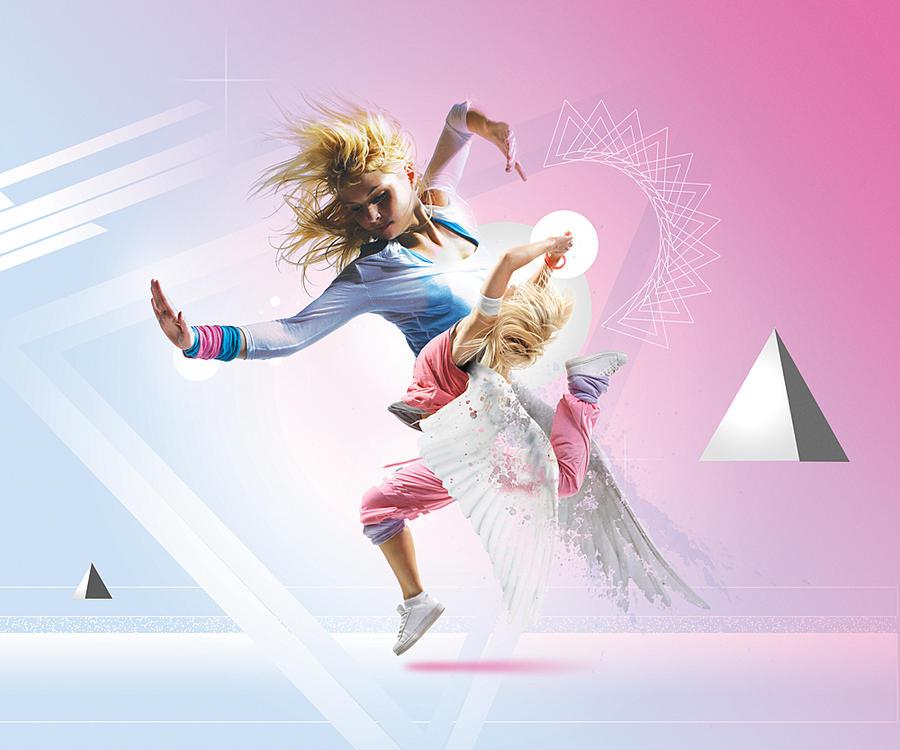 Dance 60x50