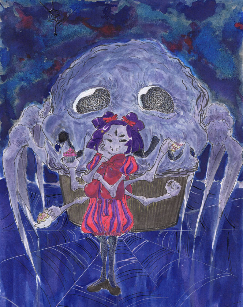 Muffet [Commission] by Mey51
