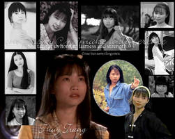 Thuy Trang tribute by angelmitabrokenwatch