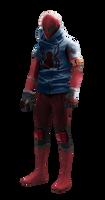 Scarlet Spider (MCU) PNG