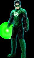 Green Lantern (DCEU) PNG