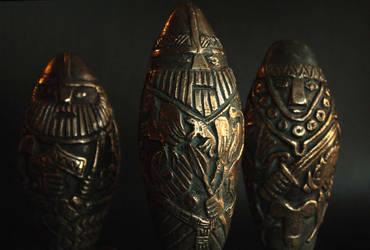 tor oden frej bronze 08 by jaderas