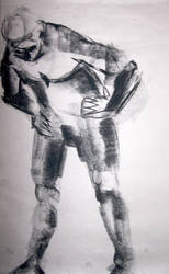 Life drawing session dec -09 B