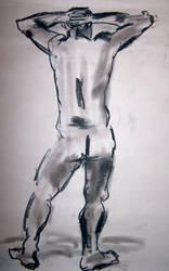 Life drawing session dec -09 C