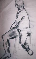 Life drawing session dec -09 E