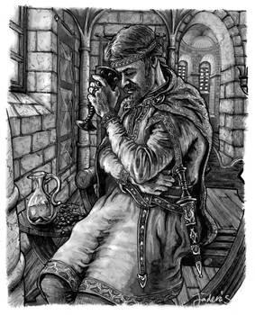 Sebastian Illustration Adel 2020