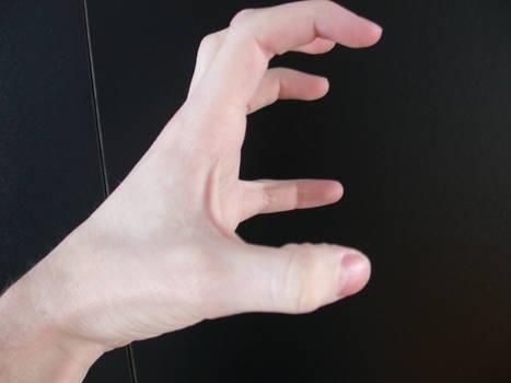 Angry Hand 3