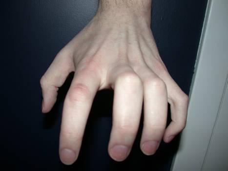 Angry Hand 4