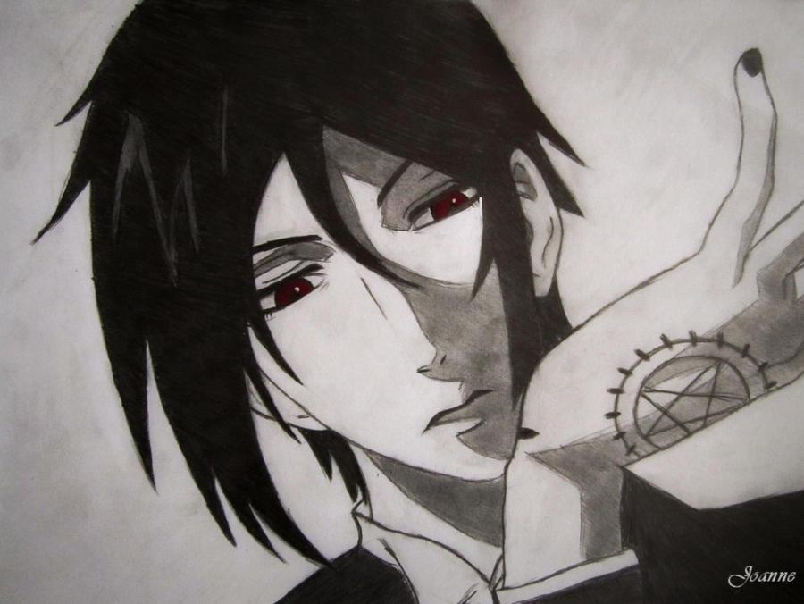 His Butler, Darkness by AfraidOfSun