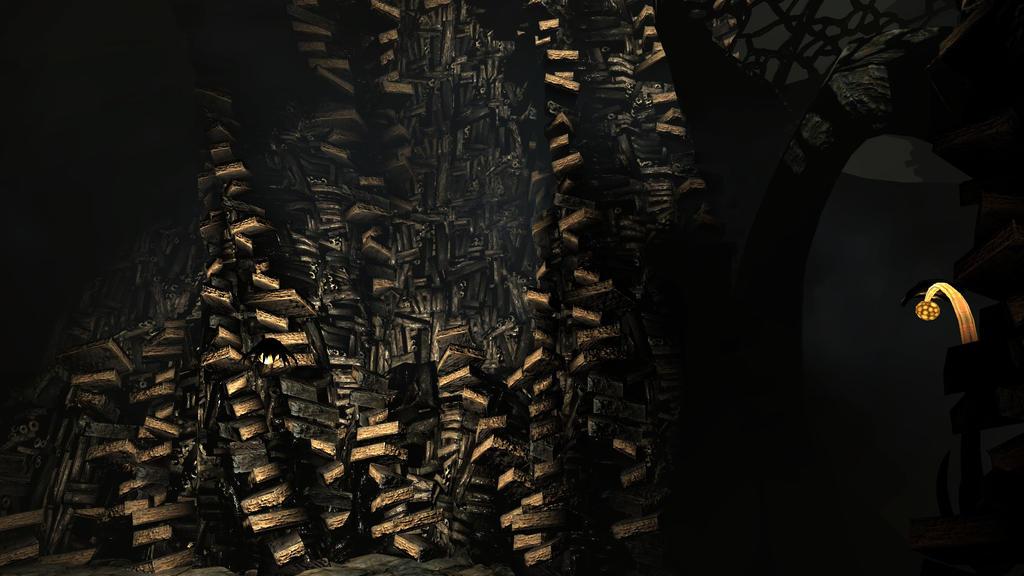 Apocrypha - Skyrim Screenshot by UlanX