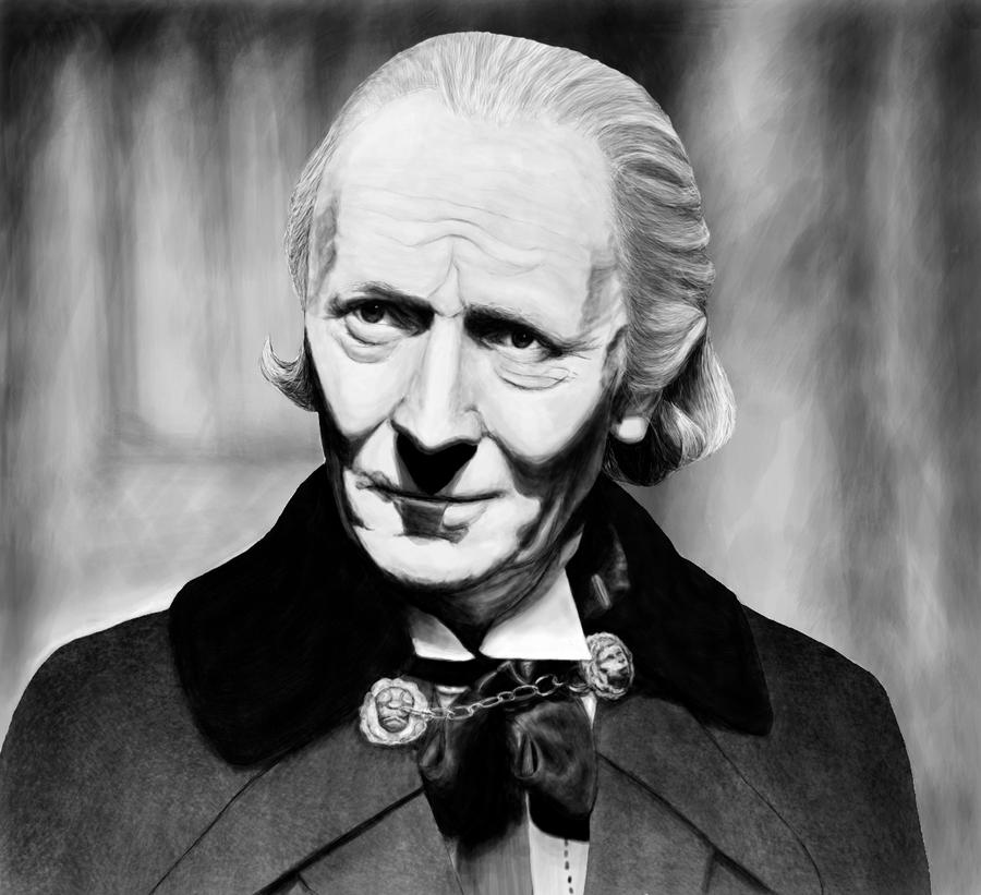 First Doctor by Masandro