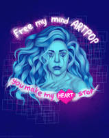 4 Day: a quote you like - ARTPOP by Masandro