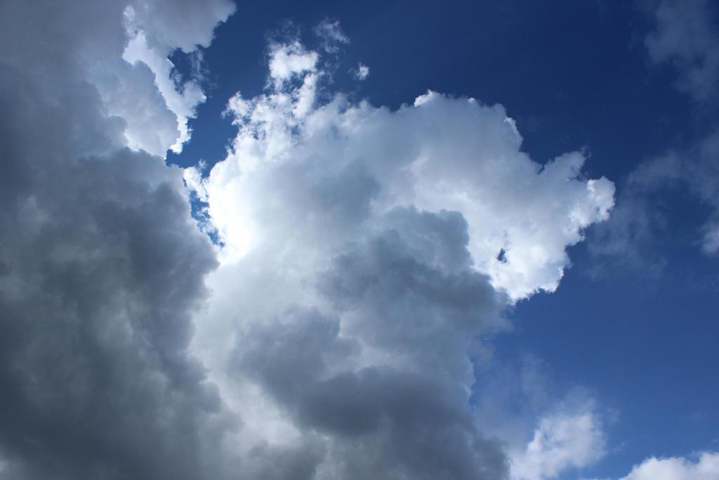 Clouds #1 by DeKatsche