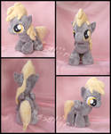 MLP FiM: Filly Derpy Hooves plushie