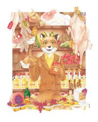 Fantastic Mr. Fox by novahowe