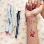 Copic tat