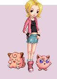 Cute Pokemon Trainer by DomiTekila
