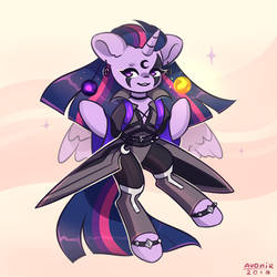 Twilight Sparkle x Moira
