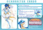 Pokemon Rainbow App - Hyouga (re-done)