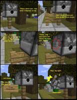 Minecraft: Compact Dispenser by masonthekiller