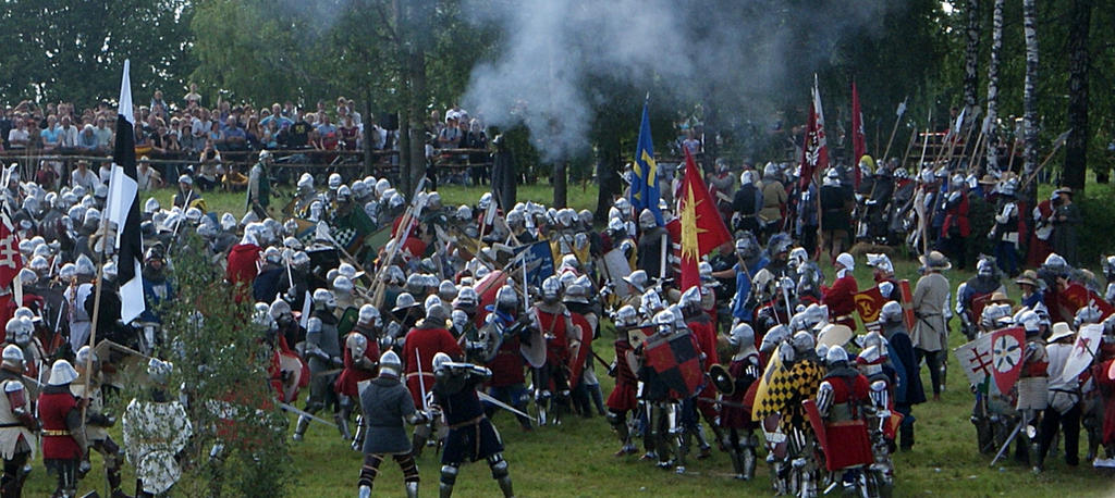 Battle of Grunwald by Su58
