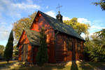 The church in Troszyn Polski