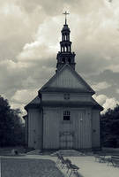 old church by Su58