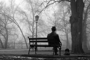 park bench by Su58