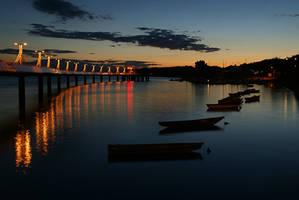 Evening by Su58