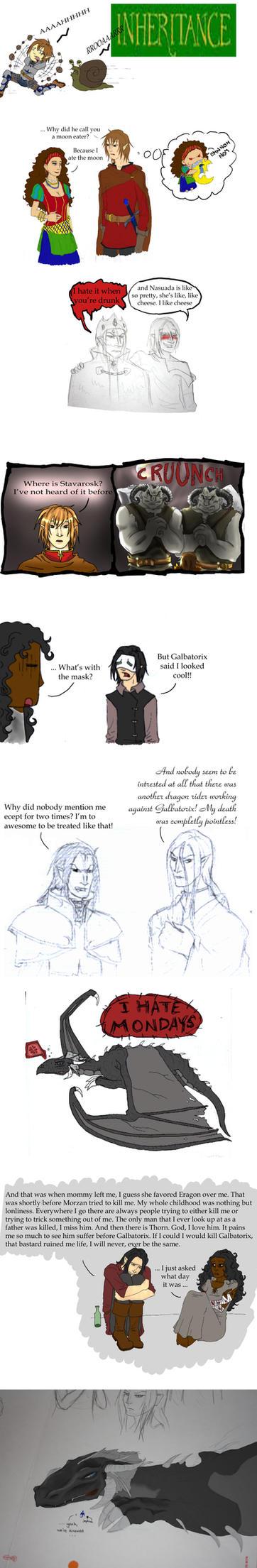 Inheritance by TheGreatestFrog