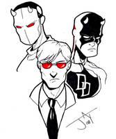 Daredevil by Jayson-kretzer