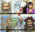 Moar Legends and Lore