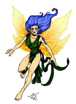 Fairy Basecard