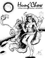 Medusa Fun by Jayson-kretzer