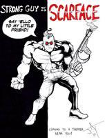 Strong Guy gets a Movie by Jayson-kretzer