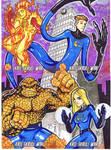 Fantastic Four- Puzzle