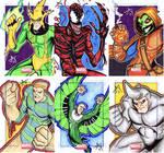 Marvel-U Spidey Villians