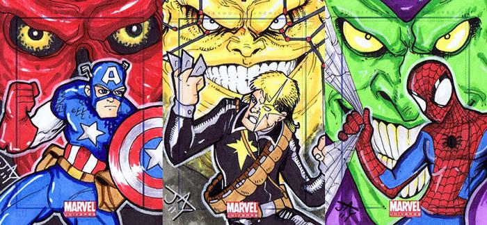 Marvel U - Nemesis