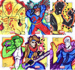 Moar Marvel U Cards