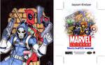 Marvel Universe AP- Taskmaster